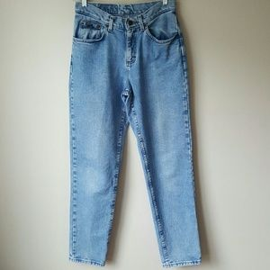 "Vintage Mom Jeans Riders 11"" Rise - 10"